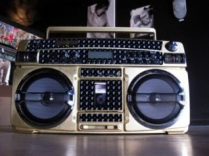famous stars and straps lasonic boombox